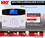 Multi Kon Trade GSM Funk Alarmanlage...
