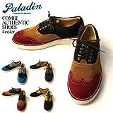 (パラディン) Paladin コンビオーセンティックシューズ スエードタイプ 6194