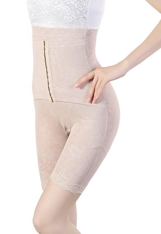 Bigood Figur-Body Frauen Damen Miederpants Body sculpting Unterwäsche Hoch Taille mit Schnalle jetzt kaufen