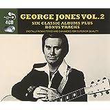 George Jones -  Vol. 2: 6 Classic Albums Plus (4Cd)