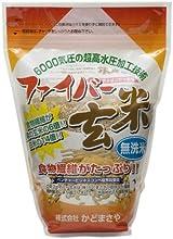 Fiber brown rice rinse-free rice 1kg