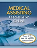img - for Medical Assisting Exam Review Online Course - Slimline Institutional Version (Test Preparation) book / textbook / text book