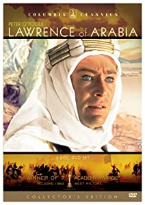 Lawrence of Arabia (2-Disc Widescreen Edition) [DVD]