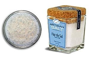 Flor De Sal Artisan Cork Jar 5 Oz