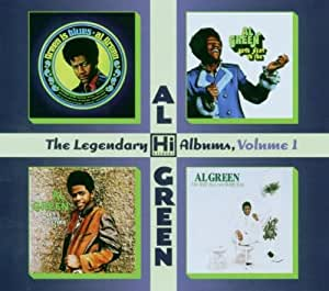 Legendary Hi Albums Volume1