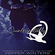 Quintessentially Q: Monsters in the Dark, Book 2 Audiobook by Pepper Winters Narrated by Hannah Belle, Jacob Morgan,  Punch Audio