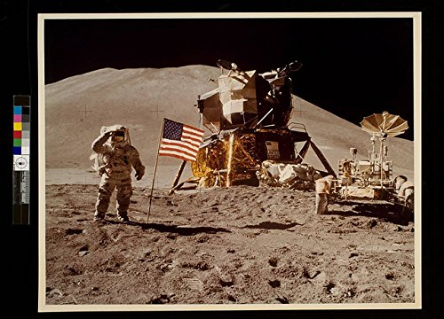 poster-a3-astronaut-james-irwin-gives-salute-beside-us-flag-during-lunar-surface-extravehicular-acti