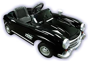 Mercedes 300SL 1:4 Scale Electric Car Ride On Vehicle