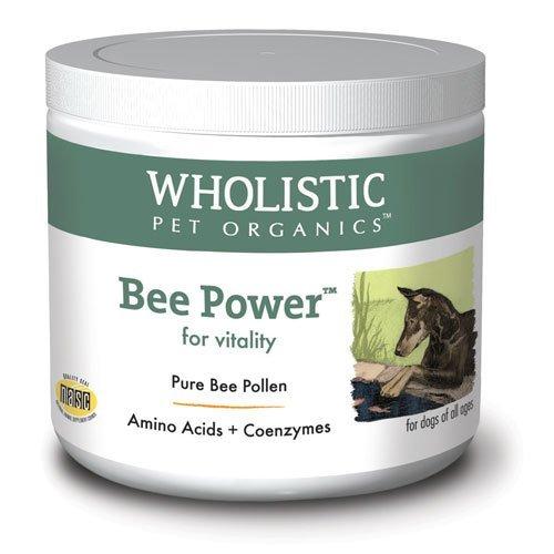 Wholistic Pet Organic Bee Power Granules 1lb