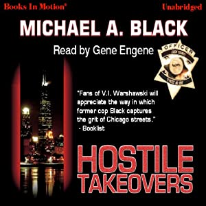 Hostile Takeovers | [Michael A. Black]