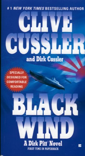 Black Wind (Dirk Pitt Adventure)