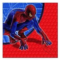 The Amazing Spider-Man Beverage Napkins by Hallmark