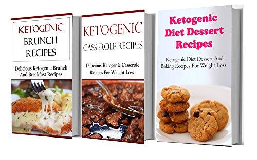 Ketogenic Box Set Recipes: Delicious Keto Recipes (Ketogenic Diet Recipes) by Terry Smith