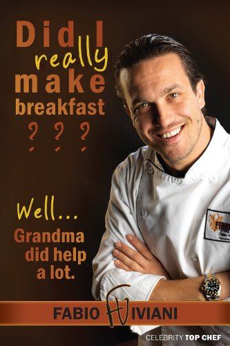 Did i Really Make Breakfast ??? (Well... Grandma did help a lot)