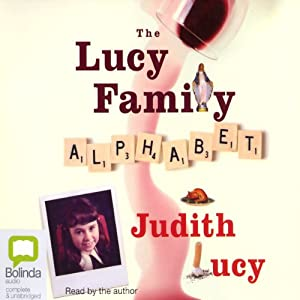 The Lucy Family Alphabet Audiobook