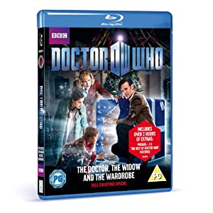 Doctor Who: 2011 Christmas Special [Blu-ray] [Import anglais]