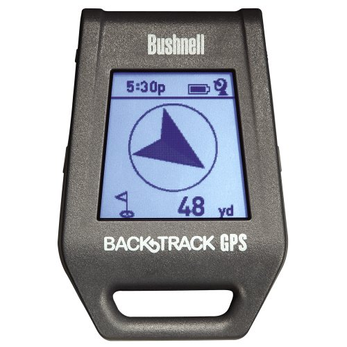 Brand New Bushnell Backtrack Point 5 Grey Gps Digital Compass