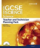Edexcel GCSE Science: GCSE Science Teacher and Technician Planning Pack (Edexcel GCSE Science 2011) (1846908906) by Levesley, Mark