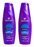 Aussie Shampoo Moist 13.5oz. (2 Pack)