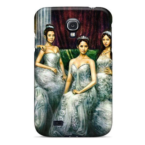 Hot Design Premium Mldewtn7820Nczmb Tpu Case Cover Galaxy S4 Protection Case(Girls Generation) front-48162