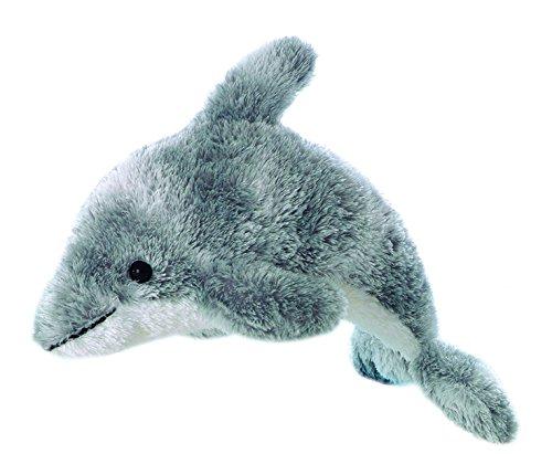 """Dorsey Dolphin Mini Flopsie 8"""" by Aurora - 1"""
