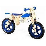 Laufrad aus Holz Fahrrad ohne Pedal Motorrad