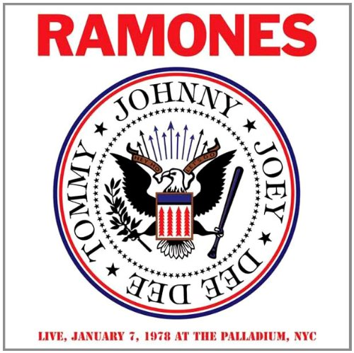 The Ramones - Palladium  1/7/1978 - Zortam Music