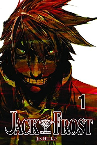 Jack Frost: Vol 1: v. 1