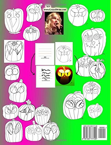 The  Angry  Pumpkin  Owl Coloring Book in  Russian + Diary Learn  Express Channel Difficult Emotions Create Art & Write