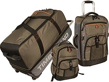 Timberland Hampton Falls 3 Piece Wheeled Luggage Set