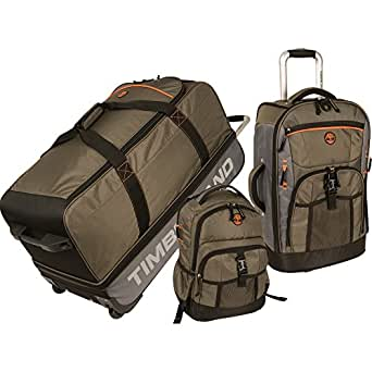 Timberland Hampton Falls 3 Piece Set, Burnt