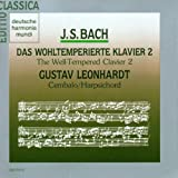 J.S. Bach : The Well-Tempered Clavier, Volume 2