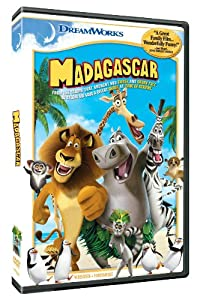 Madagascar Widescreen Edition from Dreamworks Animated