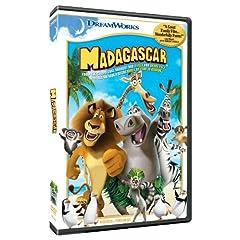 Madagascar (Widescreen Edition): Chris Rock, Ben Stiller, David Schwimmer, Jada Pinkett Smith, Tom McGrath, Chris Miller, Christopher Knights, John Di Maggio, Elisa Gabrielli, Bill Fagerbakke, Sean Bi