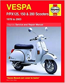 vespa p px 125 150 and 200 service and repair manual. Black Bedroom Furniture Sets. Home Design Ideas