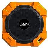 Altavoz Jarv X96 portátil, con bluetooth,  resistente del interior y el exterior, de 5 watts, calificación IPX5 resistente al agua , a prueba de golpes y de polvo.