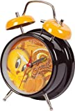 Childrens Alarm Clock Tweety sparkeling - analog - quartz - 10cm