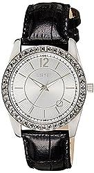 Esprit Analog Silver Dial Womens Watch - ES106142002-N