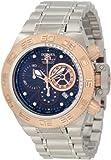 Invicta Men's 10143 Subaqua Noma IV Chronograph Brown Textured Dial Watch