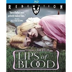 Lips of Blood [Blu-ray]