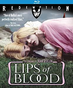 Lips of Blood [Blu-ray] (Version française)