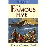 "Five on a Treasure Island (Famous Five)von ""Enid Blyton"""