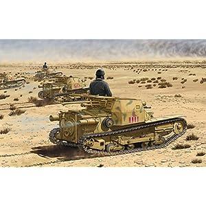 1/35 伊CV33セリエII初期型小型戦車カーロベローチェ