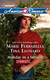 img - for Holiday in a Stetson: The Sheriff Who Found Christmas\A Rancho Diablo Christmas book / textbook / text book