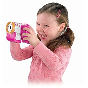 From the Manufacturer<br /> Movie directors are getting younger all the time - with help from the Kid Tough Video Camera. It's designed so little hands can hold it steady and access all the buttons. And since no one likes to wait, they can replay video ins...