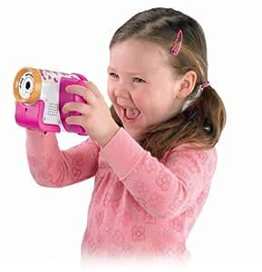 Fisher-Price Kid-Tough Video Camera - Pink