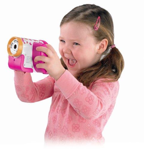 Fisher-Price Kid-Tough Video Camera - Pink (Fisher Price Video Camera compare prices)
