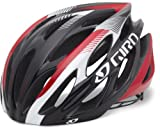 Giro Saros Helmet - Black/Red, Medium