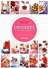 Desserts des jours heureux par Auboyer