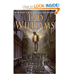 The Dirty Streets of Heaven: Volume One of Bobby Dollar by Tad Williams